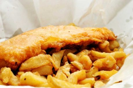 Fish and Chips Bingo @ Mayfield Memorial Hall