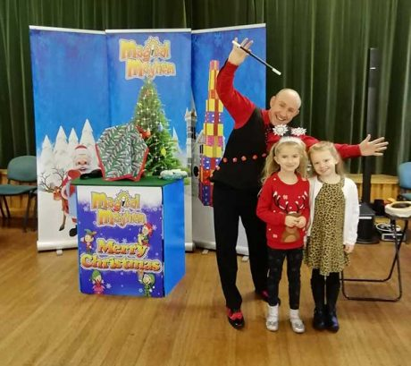 Children's Christmas Party @ Mayfield Memorial Hall
