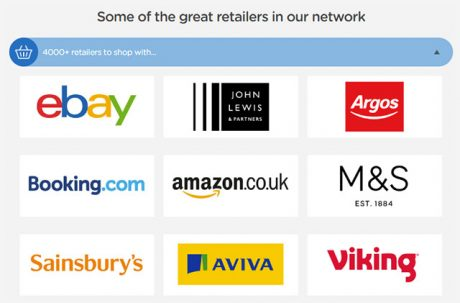 Money for Nothing with Online Shopping - Will you help us?